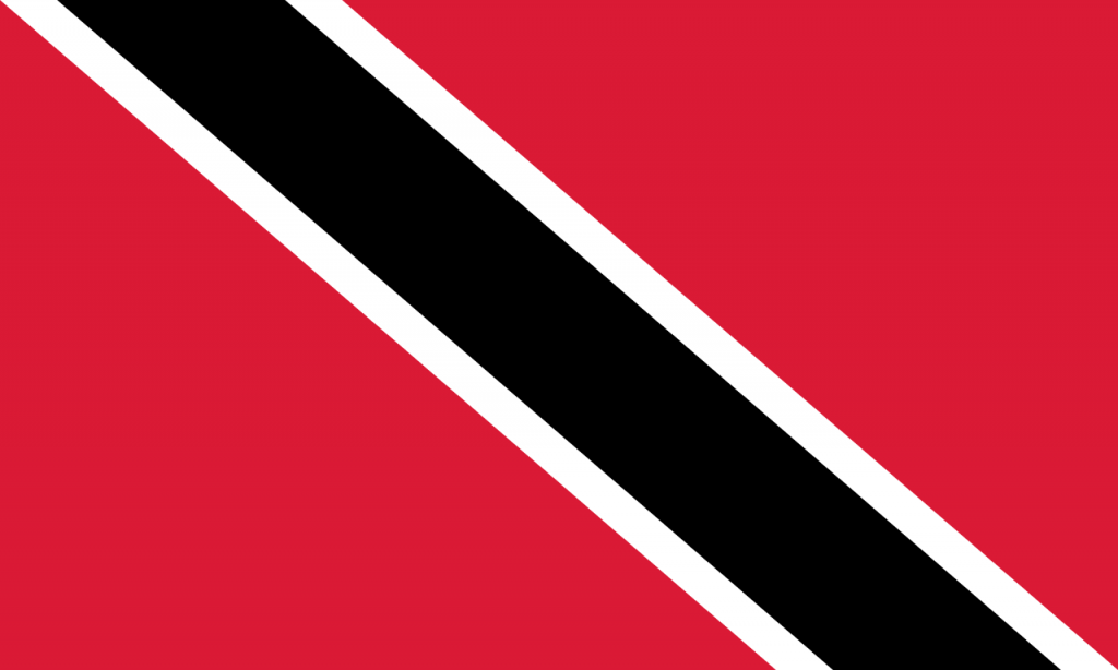 Знаме Тринидад и Тобаго