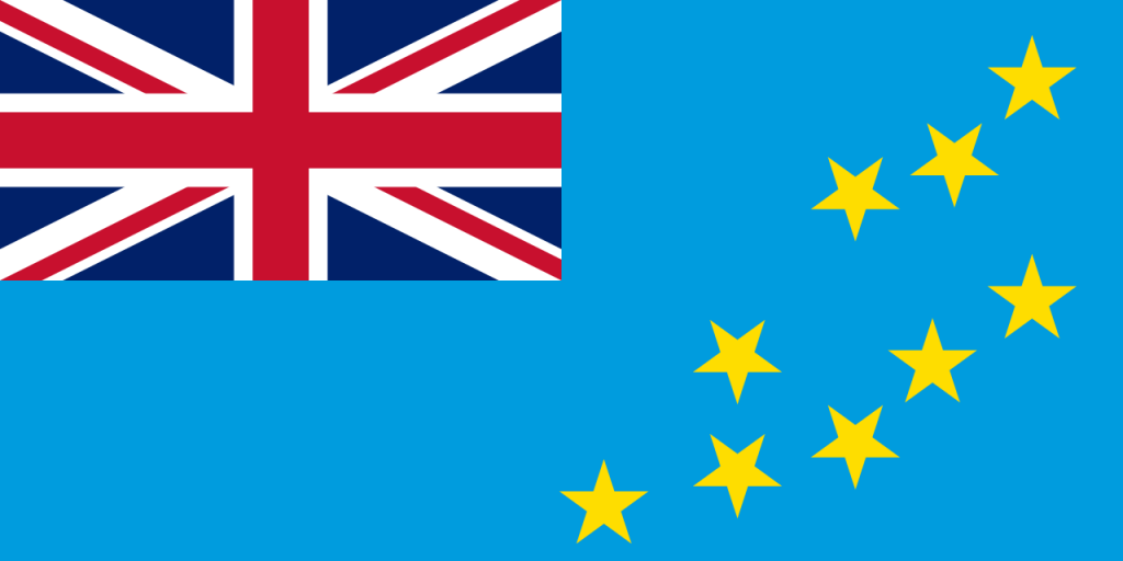 Знаме Тувалу