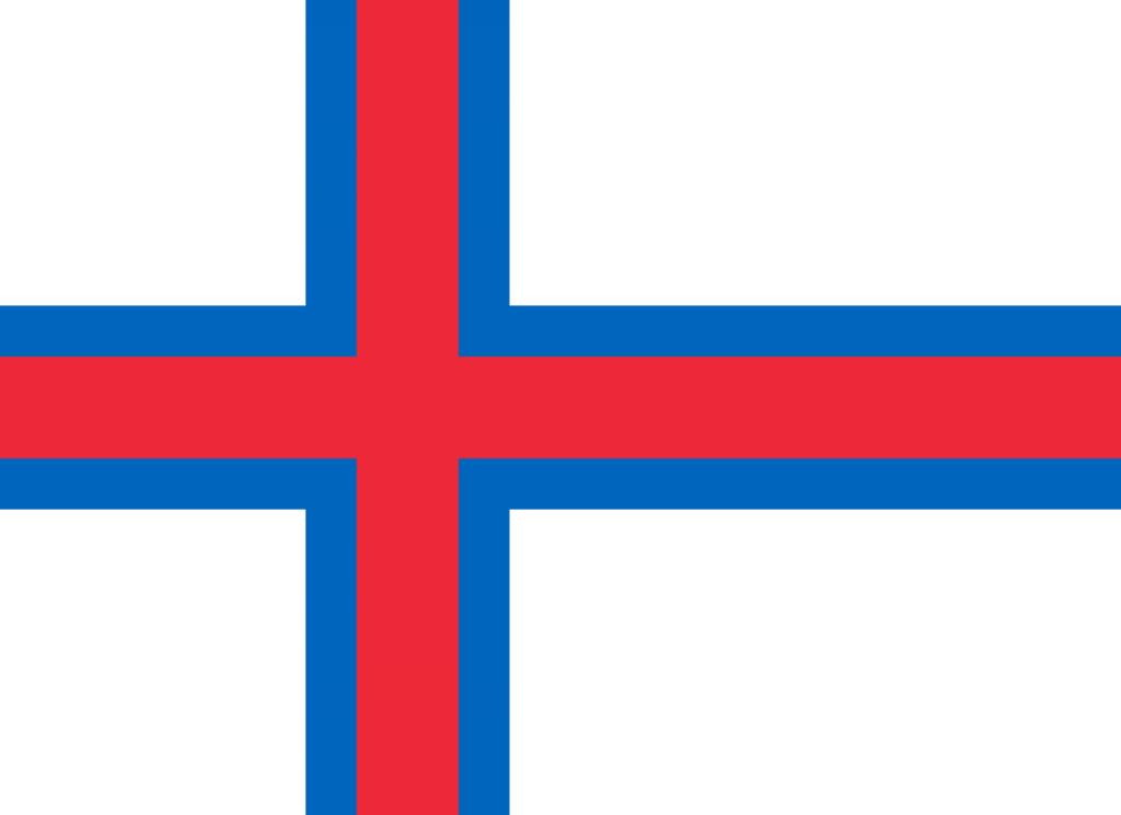 Знаме Фарьорски острови