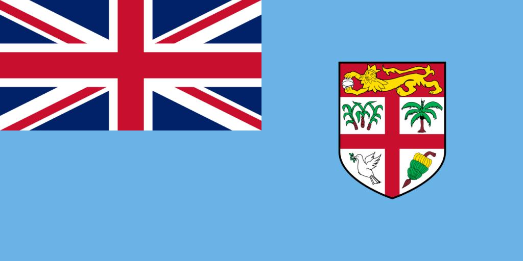 Знаме Фиджи