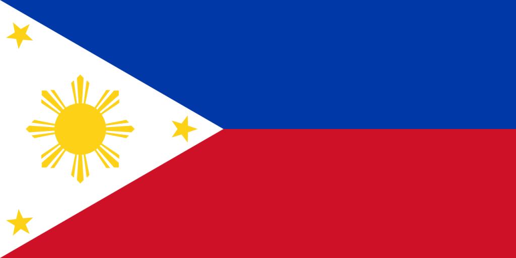 Знаме Филипини