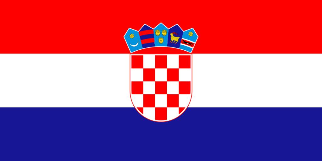 Знаме Хърватска