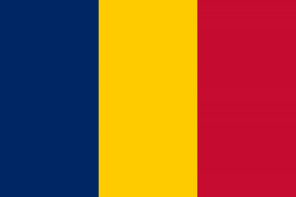 Знаме Чад
