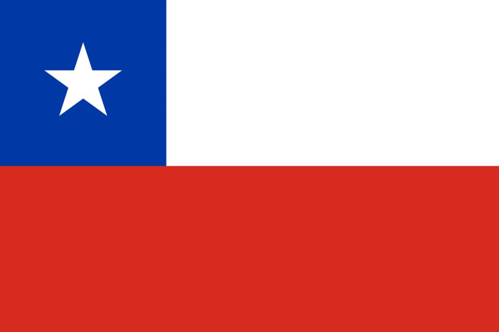 Знаме Чили