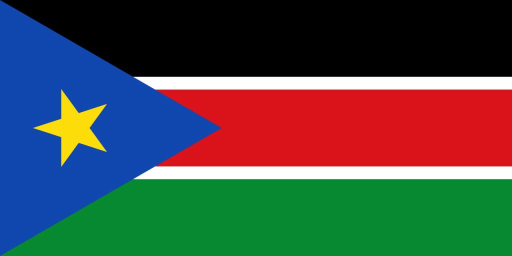 Знаме Южен Судан